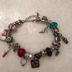 "AUTHENTIC Bella Perlina ""custom"" bracelet"